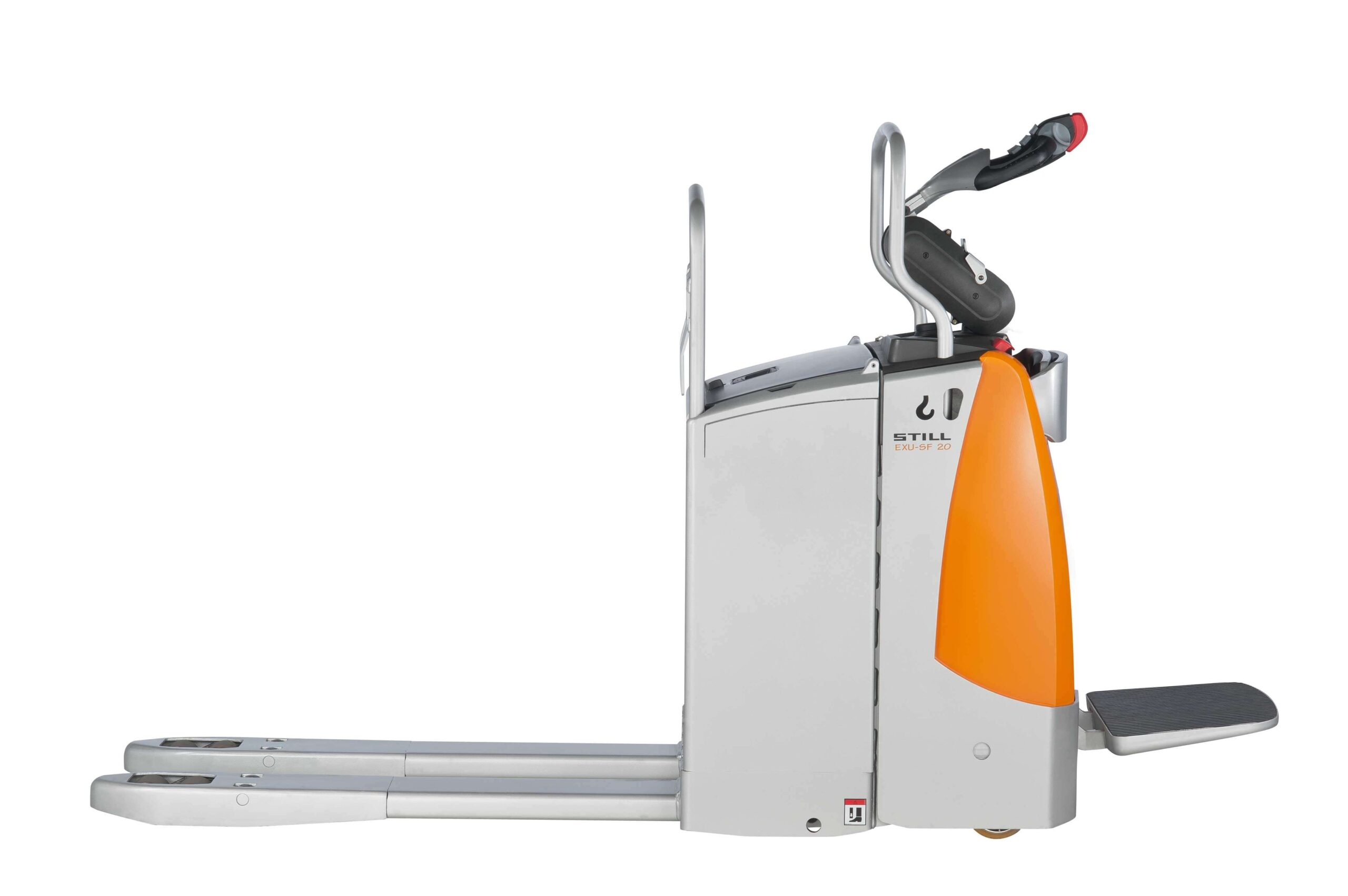 THE STILL EXU-SF : Gwent Mechanical Handling