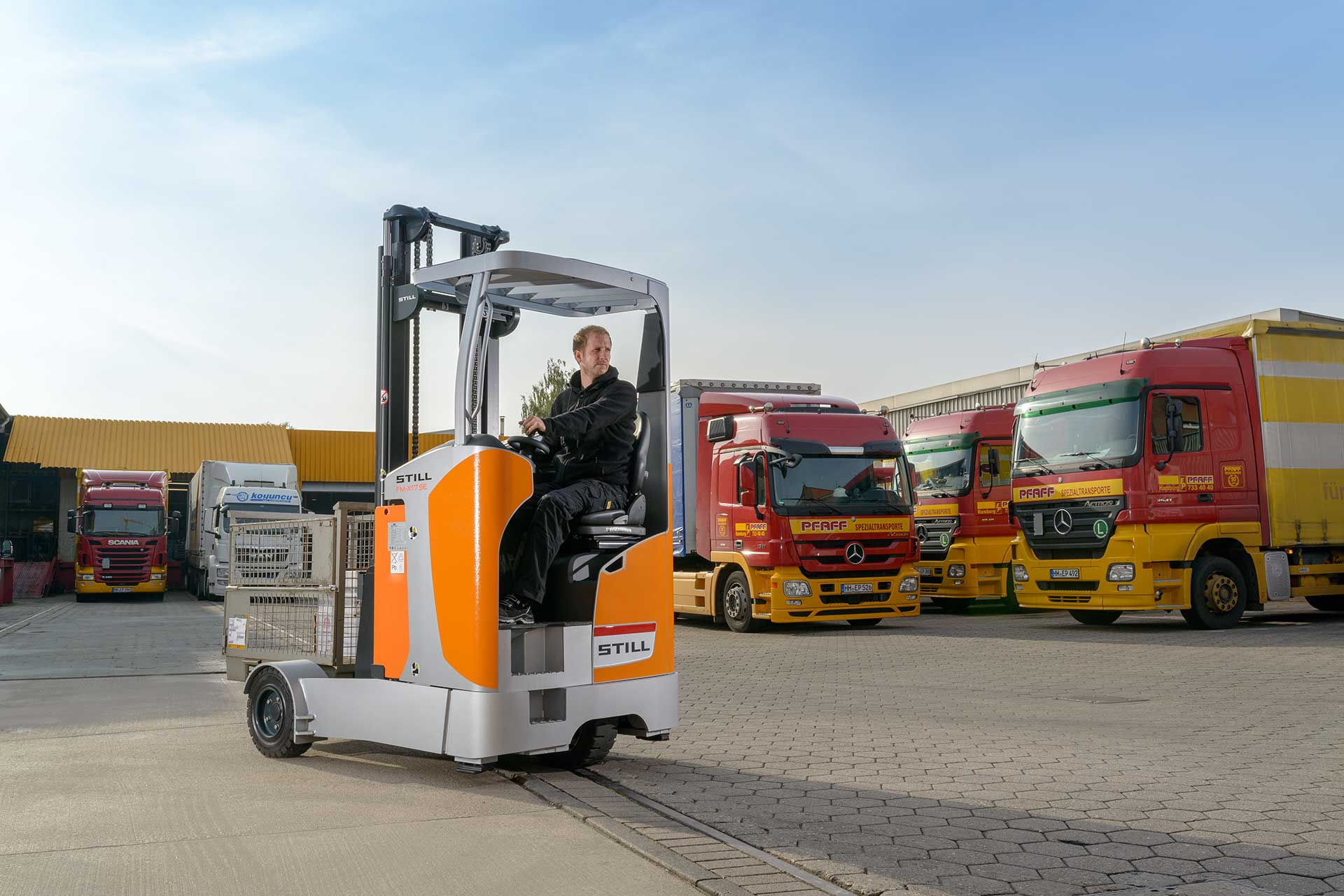 Still Fm X Reach Truck Range Gwent Mechanical Handling
